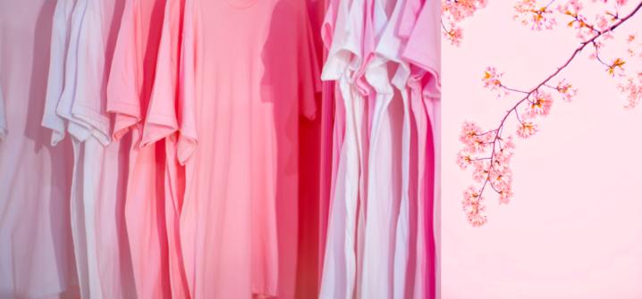 碎念|粉紅色的口罩也很罩